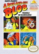 Boy and His Blob, A - NES Game