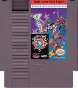 Captain America and the Avengers - NES Game
