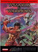 Wizards & Warriors - NES Game