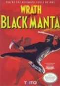Wrath of the Black Manta - NES Game