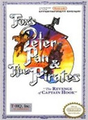 Fox's Peter Pan and the Pirates - NES Game