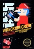 Wrecking Crew - NES Game