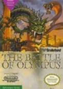 Battle Of Olympus,The - NES Game
