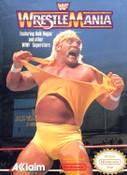 WWF Wrestlemania - NES Game
