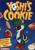 Yoshi's Cookie - NES Game