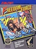 Freedom Force - NES Game