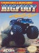 Bigfoot Monster Truck - NES Game