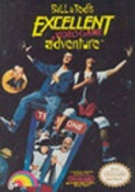 Bill and Ted's Excellent Adventure - NES Game