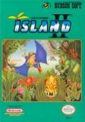 Adventure Island II 2 - NES Game