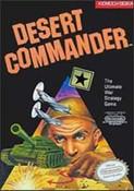Desert Commander - NES Game