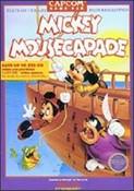 Mickey Mousecapade, Disney's Nintendo NES game cartridge image pic