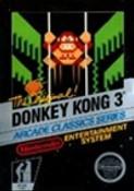 Donkey Kong 3 - NES Game