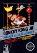 Donkey Kong Jr - NES Game