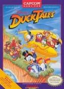 Duck Tales, Disney's Nintendo NES game box image