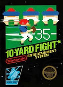 10 Yard Fight - NES Game