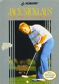 Jack Nicklaus Golf 18 Greatest Holes - NES Game