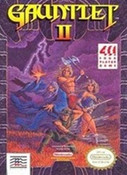 Gauntlet II(2) - NES Game