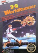 3-D Worldrunner - NES Game