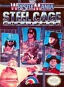 WWF Wrestlemania Steel Cage - NES Game