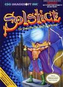 Solstice - NES Game