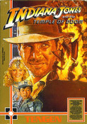 Indiana Jones Temple of Doom - NES Game