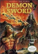 Demon Sword - NES Game