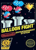 Balloon Fight - NES Game