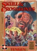 Skull & Crossbones (Tengen) - NES Game
