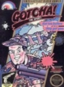 Gotcha The Sport - NES Game