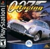 007 Racing - PS1 Game