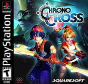 Chrono Cross - PS1 Game