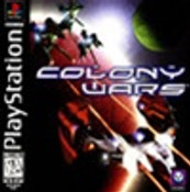Colony Wars - PS1 Game