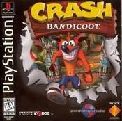 Crash Bandicoot - PS1 Game