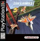 Air Combat - PS1 Game