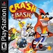 Crash Bash - PS1 Game