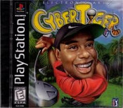 Cyber Tiger Woods Golf - PS1 Game