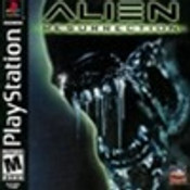 Alien Resurrection - PS1 Game