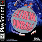 EXTREME Pinball Video Game For Sony PS1