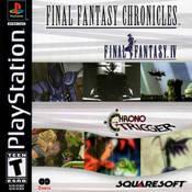 Final Fantasy Chronicles - PS1 Game
