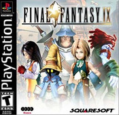 Final Fantasy IX (9) - PS1 Game