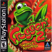 Frogger 2 Swampys Revenge Video Game For Sony PS1