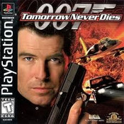 007 Tomorrow Never Dies - PS1 Game