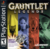 Gauntlet Legends - PS1 Game