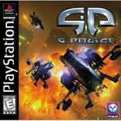 G-Police Video Game for Sony PlayStation