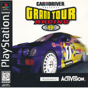 Grand Tour Racing 98 Video Game For Sony PS1