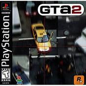 GTA 2 Grand Theft Auto 2 - PS1 Game