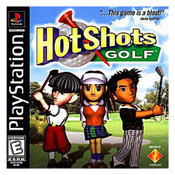 Hot Shots Golf Video Game For Sony PS1