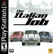 Italian Job, The - PS1 Game