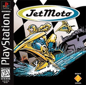 Jet Moto - PS1 Game
