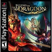 Legend of Dragoon,The - PS1 Game